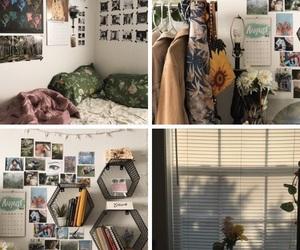 artsy, bedroom, and boho image