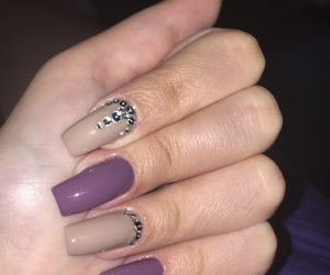 manicure, nails, and newnails image