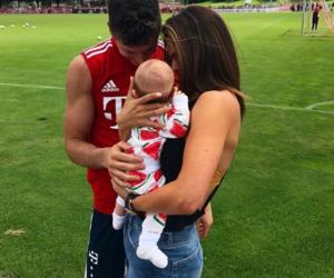 family, football players, and bayern munchen image