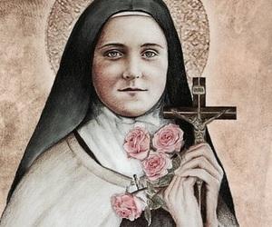 Catholic, santa, and terese image