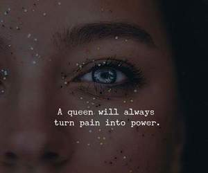pain, Queen, and power image