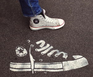 shoes, awesome, and converse image