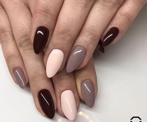 nails, black, and summer image