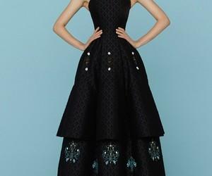 fashion, ulyana sergeenko, and dress image