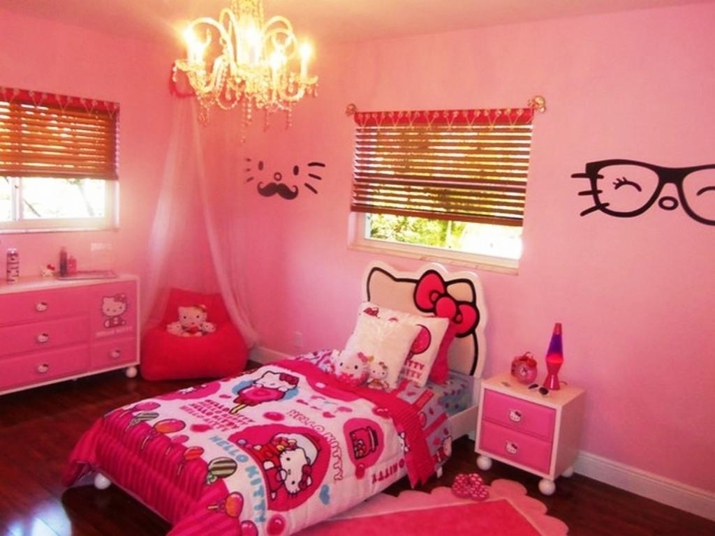 Hello Kitty Bedroom Set Discovered By A F I F A