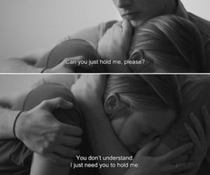 quotes, sad, and couple image