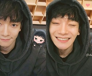 Chen, exo, and cute image