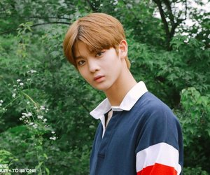 wanna one, produce 101, and bae jinyoung image