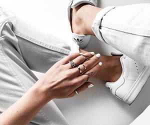 clothes, minimalistic, and ring image