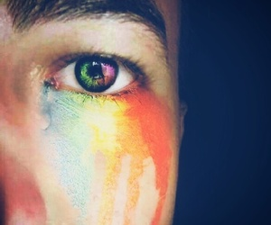 color, colors, and eye image