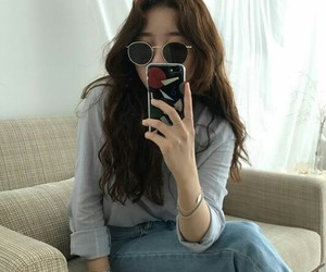 asian, korean, and stylé image