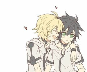 cuties, mika, and owari no seraph image