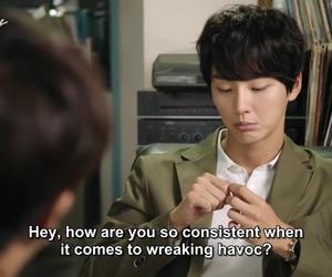 Korean Drama, yoon shi yoon, and kdrama image