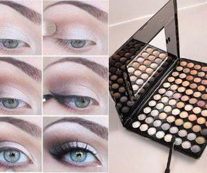 eyes, fashion, and beauitful image
