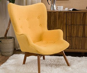 chairs, decor, and home image