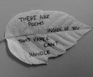 poem, quotes, and grunge image