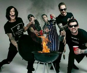 bands, sleeping with sirens, and kellin quinn image