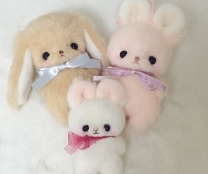 bunny and toys image