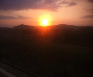 before sunrise, before sunset, and lovely image