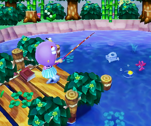 adorable, animal crossing, and beautiful image