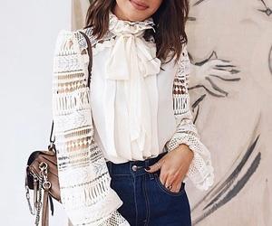 fashion, girl, and camila coelho image