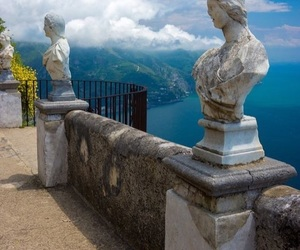 balcony, italy, and places image