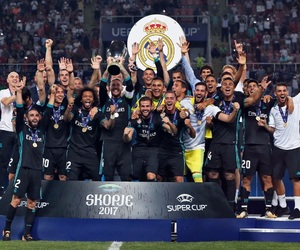family, real madrid, and winners image
