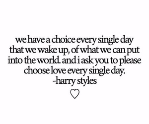 choose love, Harry Styles, and harry image