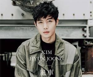 actor, kpop, and hyun joong image