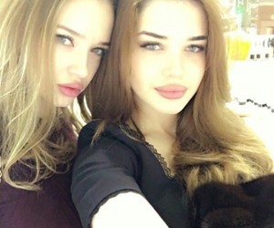 blond, flawless, and girls image