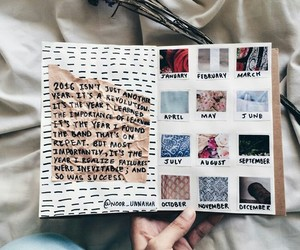journal, art, and aesthetic image