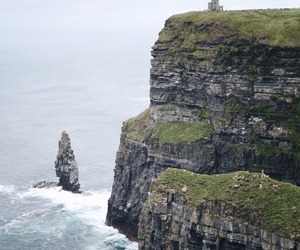 cliffs of moher, ireland, and nature image