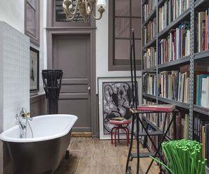 bathroom, home decor, and master bath image