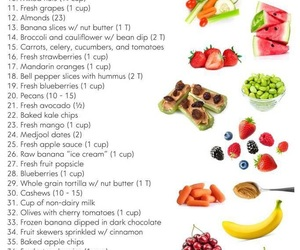 healthy, FRUiTS, and health image