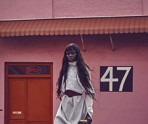 editorial, vogue australia, and duckie thot image