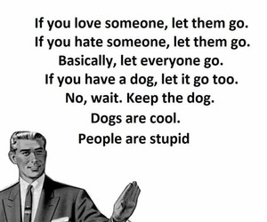 puppy, quote, and happy image