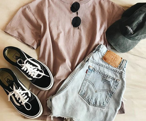 clothes and vans image