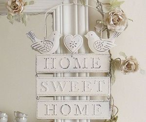 home decor, shabby chic, and shabby cottage image