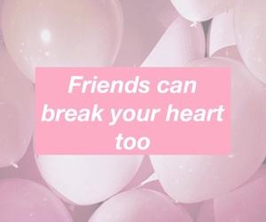 aesthetic, heartbreak, and quote image