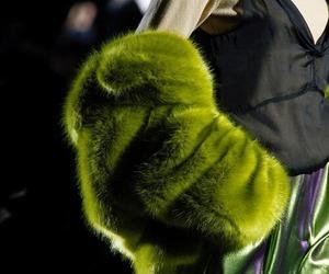 dries van noten, fashion, and green image
