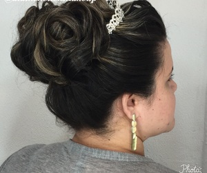 goiania, hair, and hairstyle image