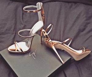 beauty, girl, and heels image