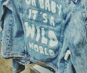 baby, clothes, and denim image