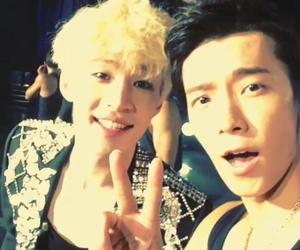 donghae, elf, and henry image
