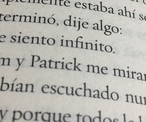 book, frases, and infinito image