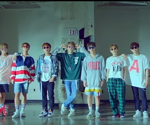 energetic and wanna one image