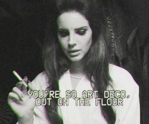 alternative, art deco, and Lyrics image