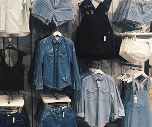 clothes and denim image