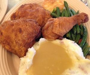 Chicken, disneyland, and food image