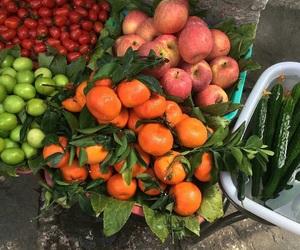 apple, fruit, and orange image